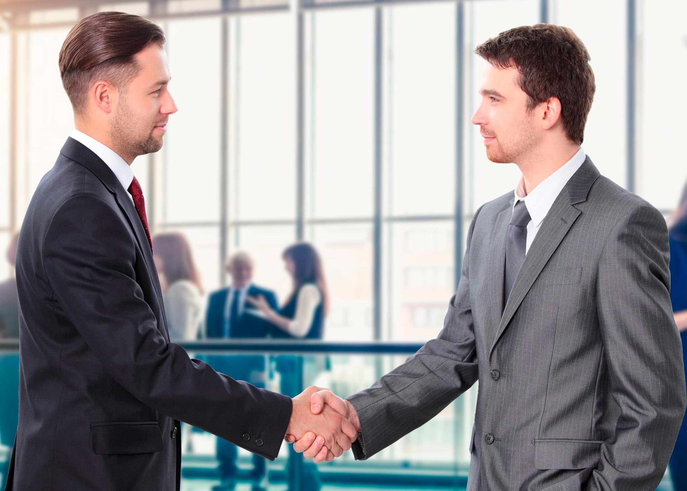 Бизнесмены договорились