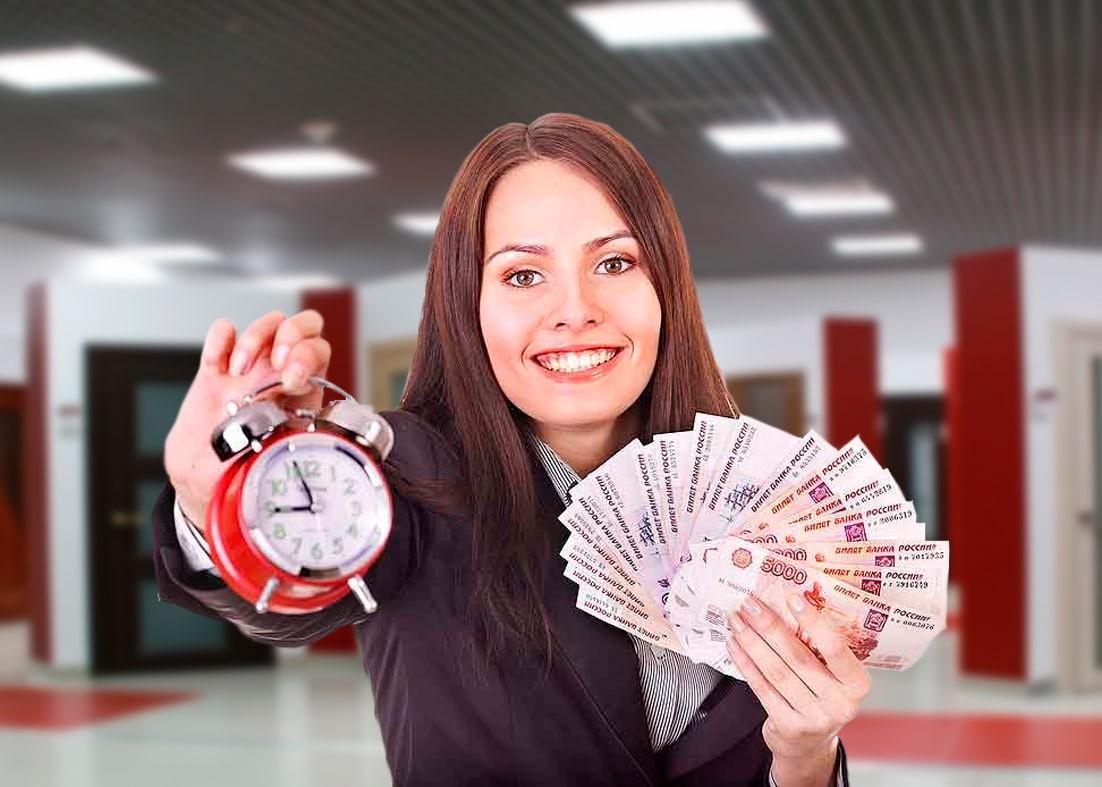 Представитель магазина демонстрирует готовность отдать деньги